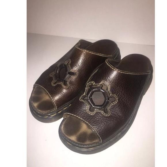 40c5ac48f61 Dr. Martens Shoes - Vintage dr doc martens sandals shoes size 8 mules